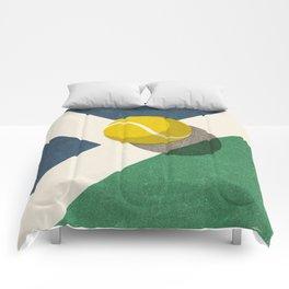 BALLS / Tennis (Hard Court) Comforters