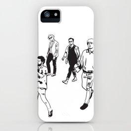 Kooks iPhone Case