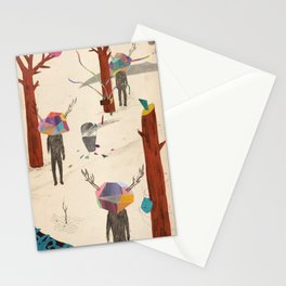 pretence Stationery Cards