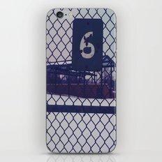 Six  iPhone & iPod Skin