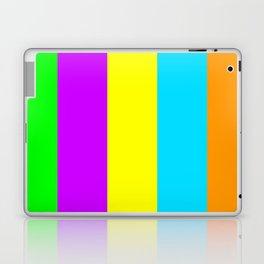 Neon Mix #3 Laptop & iPad Skin