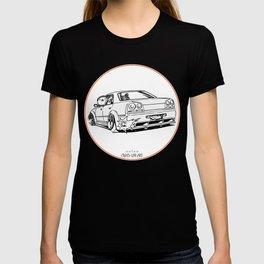 Crazy Car Art 0215 T-shirt