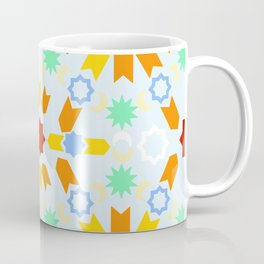 Winter Arabesque Coffee Mug