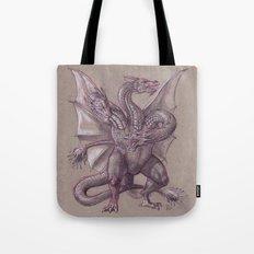 Monster Zero Tote Bag