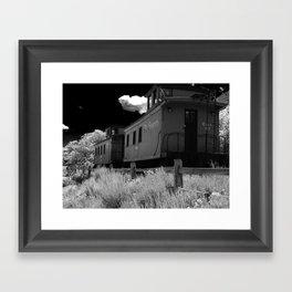 Rio Grande Framed Art Print