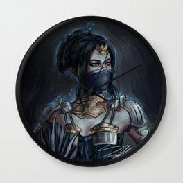 Princess of Edenia Wall Clock
