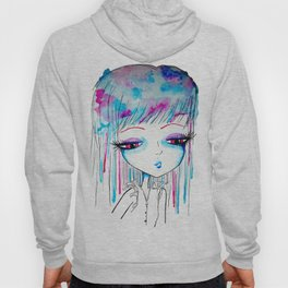 Cotton Candy Pixie Hoody
