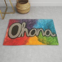 Ohana Rainbow Rug