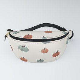 Pumpkin Pattern Fanny Pack