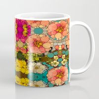 discount Mugs featuring Perky Flowers! by Love2Snap