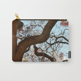 Purple Japanese Maple Carry-All Pouch