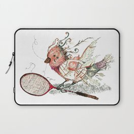 The Wild Badminton Birdie Laptop Sleeve