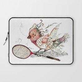 The Wild Badminton Birdie Laptop Sleeve