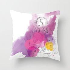 Betts Victoria Throw Pillow