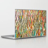 hippy Laptop & iPad Skins featuring Hippy Style by thinschi