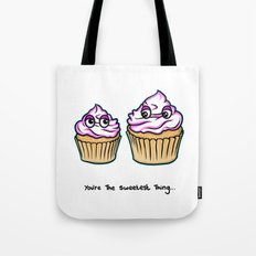Mothers Day - You're the sweetest thing - Cupcakes Tote Bag