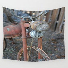 Bicicleta Wall Tapestry