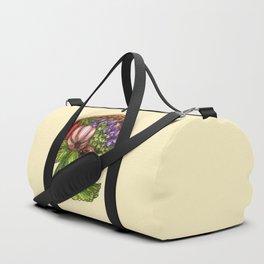 Art nouveau vegetables Duffle Bag