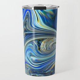 Water Reflections Travel Mug