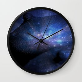 Galaxy Breasts / Galaxy Boobs 2 Wall Clock