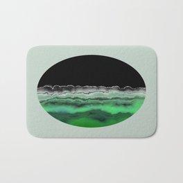 Emerald Decay Bath Mat