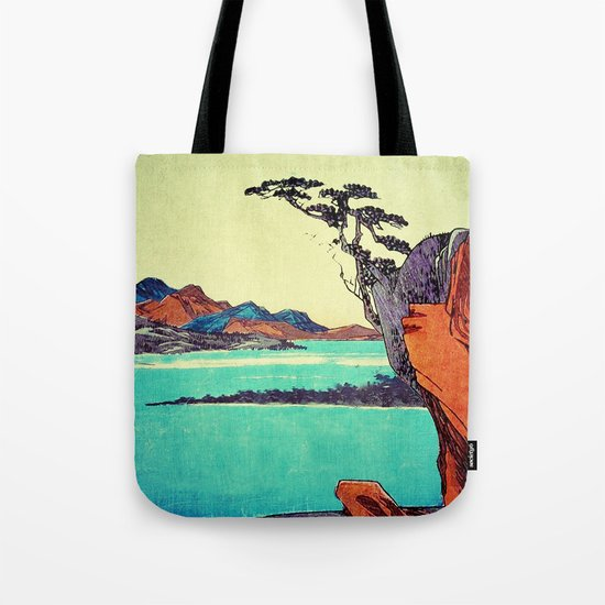Waking from Winter Tote Bag