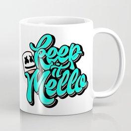Keep it Mello Light Blue Coffee Mug