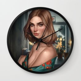 We were never here Wall Clock