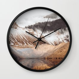 Collage Art17 Wall Clock