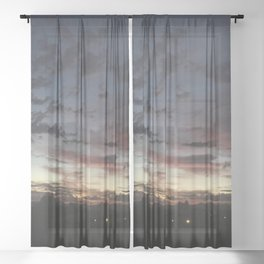 Dawn Sheer Curtain