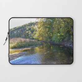 Where Canoes and Raccoons Go Series, No. 5 Laptop Sleeve
