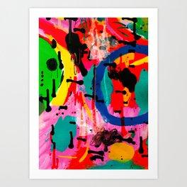 Brights II Art Print