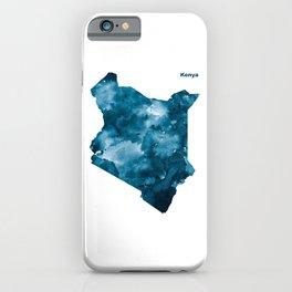 Kenya iPhone Case