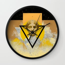 energy triii Wall Clock