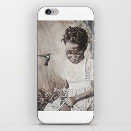 Uganda Orphan iPhone Skin