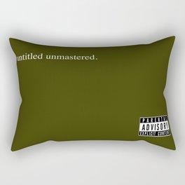 UU 1 Rectangular Pillow