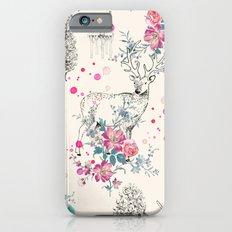 Deer pattern Slim Case iPhone 6s