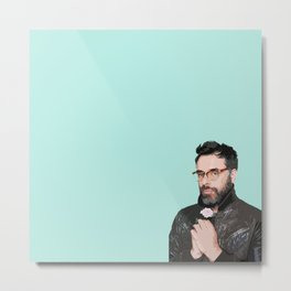 Jemaine Clement 3 Metal Print