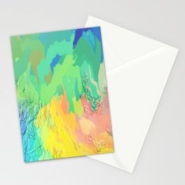 406 - Abstract Colour Design Stationery Cards