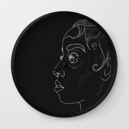 FKA Twigs Wall Clock
