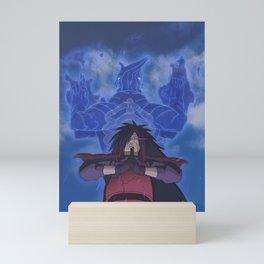 Madara Uchiha Mini Art Print