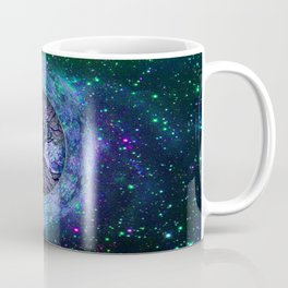 Earth Circle of Light Coffee Mug