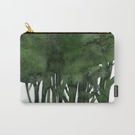 Tree Impressions No.1C by Kathy Morton Stanion Carry-All Pouch