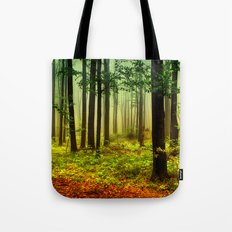 Forest Trip XXI Tote Bag