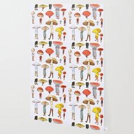 Mushy People Wallpaper