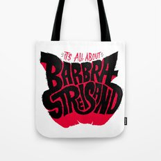 Barb's Climate Conspiracy Tote Bag
