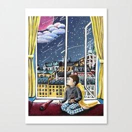 Craving Colour Canvas Print