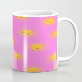 Little Sunshine (pink) Coffee Mug