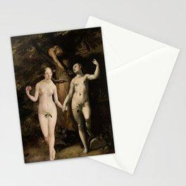 Eva and Eva Paradise Stationery Cards