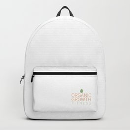 Organic Growth Fitness Backpack